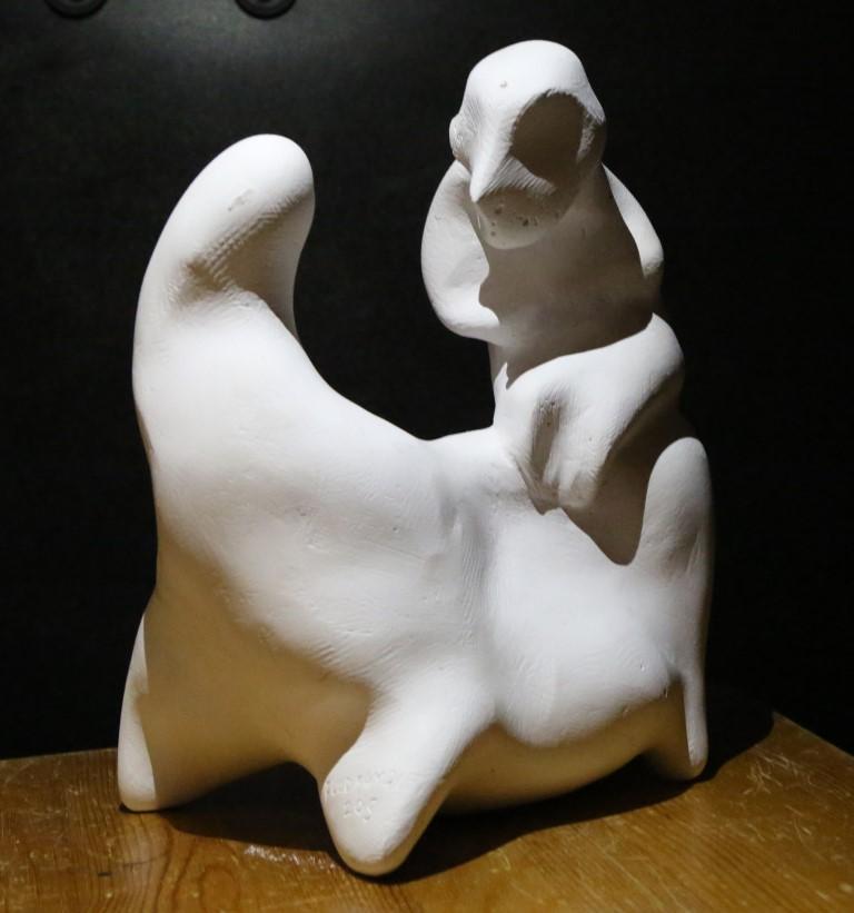 Artist Fuad Hamdi